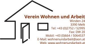 Verein Wohnen und Arbeit Logo